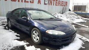 2002 Chrysler Intrepid 2002 Chrysler Intrepid - 4dr Sdn SE