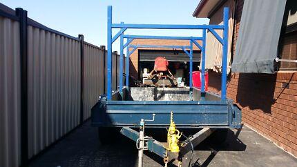 9x5 tandem trailer Craigieburn Hume Area Preview