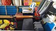 4 metre de havilland with 15hp Yamaha and trailer ect Caloundra Caloundra Area Preview