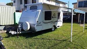 2005 JAYCO FREEDOM POP TOP CARAVAN Brighton Brisbane North East Preview