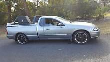 2002 Ford Falcon Ute WITH RWC Scoresby Knox Area Preview