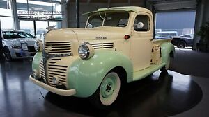 Dodge 1942 Pick up V6 * Finanzierung mgl.ab.1,99%