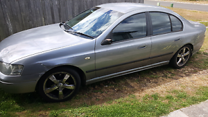 03 Ford Falcon BA George Town George Town Area Preview