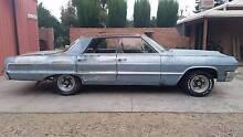 1964 Chevrolet Impala 64 chev 327 auto 63 62 61 348 350 Melbourne CBD Melbourne City Preview