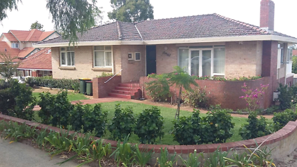 Rooms for rent on Mount Lawley