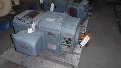 75 Hp Dc Reliance Electric Motor 1750 Rpm Bb328atz Frame Dpfv 240 V