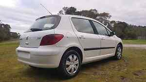 2002 peugeot 307 clean car!! Geelong Geelong City Preview