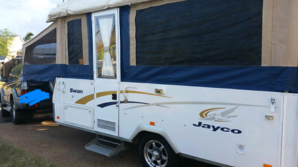 For sale Jayco Swan  excellent condition.2009 Collingwood Park Ipswich City Preview