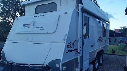 Jayco discovery outback bunk caravan