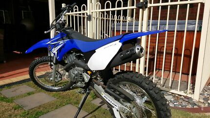Yamaha ttr 125  Caroline Springs Melton Area Preview