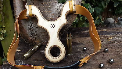 Catapult/Slingshot H21Ttf ,18mm Birch Multiplex,Hunting or Target