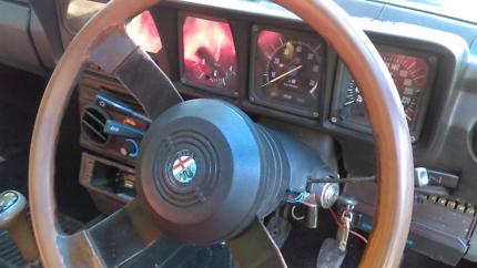 Alfa gtv 1984  wrecking
