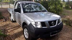 2008 Nissan Navara Ute Stanthorpe Southern Downs Preview