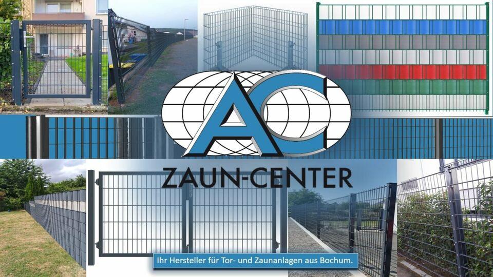 50m Doppelstabmattenzaun 0,83m Sichtschutz Zaun Set Gartenzaun in Bochum - Bochum-Südwest