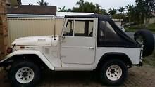 1973 Toyota LandCruiser soft top Burleigh Waters Gold Coast South Preview