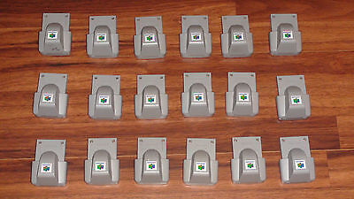 1 - OFFICIAL NINTENDO 64 RUMBLE PAK N64 NUS-013 GENUINE OEM CLEANED TESTED PACK, usado comprar usado  Enviando para Brazil