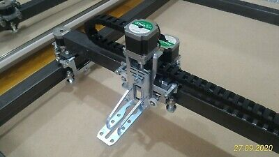 Cnc Plasma Cutter Kit For Belt And Rack Drive For Nema 23 Stepper Motors.