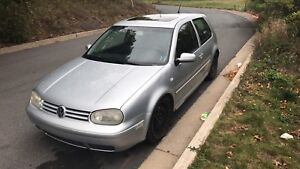 2002 VW gti 1.8t  5 speed 200k 2900 OBO
