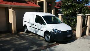 VW CADDY MAXI 1.6 TDI BlueMotion (low km) Brisbane City Brisbane North West Preview