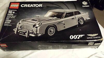 Lego Creator James Bond 007 Aston Martin DB5 Set