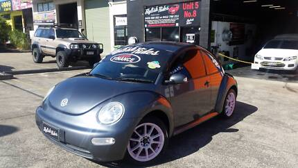 2005 Volkswagen Beetle😍SEXY AS HELL $7990 FINANCE EASY TODAY 🤗! Slacks Creek Logan Area Preview