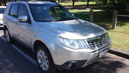 2011 Subaru Forester SUV VERY LOW KMS manual AWD Richmond Yarra Area Preview