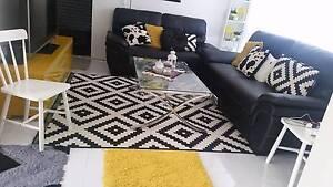 Glass coffee table $250 Ermington Parramatta Area Preview