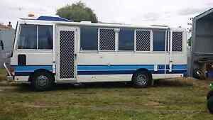 1987 hino motorhome Longford Northern Midlands Preview