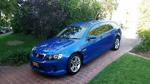 2010 Holden Commodore Wagon Mount Pritchard Fairfield Area Preview