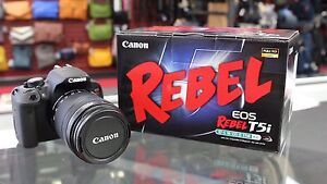 LOOKING FOR CANON T5i