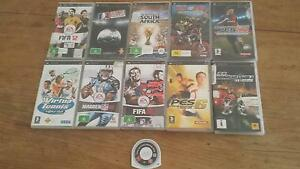 PSP games for sale Welland Charles Sturt Area Preview