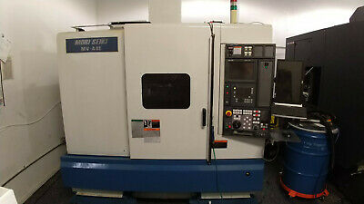 1999 Mori Seiki Mv-40e Cnc 3-axis Vertical Machining Center Vmc