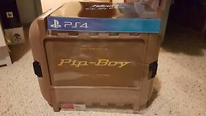 Fallout 4 Pip-boy Edition PS4 Marsfield Ryde Area Preview