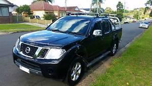 2011 Nissan Navara Ute Wollongong Wollongong Area Preview