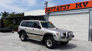 "2001 Nissan Patrol Wagon 3.0 LTR TURBO DIESEL ""7 SEATS"" Archerfield Brisbane South West Preview"