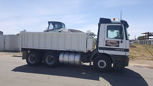 2000 mercedes actros tipper 2643 Angle Park Port Adelaide Area Preview