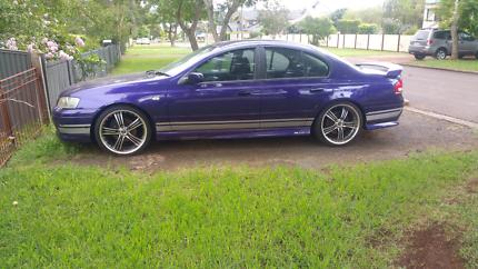 Ba xr6 turbo for swaps