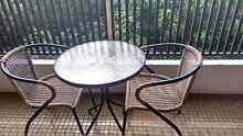 Coffee table and chairs plus free delivery Willoughby Willoughby Area Preview