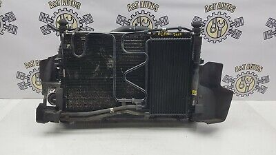 ALFA ROMEO 159 LUSSO 2.4 JTDM 939A9.000 MANUAL RADIATOR PACK WITH FAN '05-11