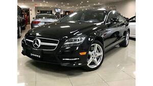 2012 Mercedes-Benz CLS-Class CLS550 4MATIC|NEW TIRES|AMG|ASST PK