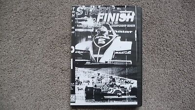 "1981 Season F1 Review DVD ""Start to Finish"" Piquet Champion. Excellent Cond. for sale  London"