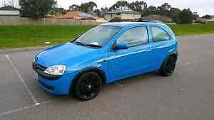 Holden Barina SXi AUTO trade 4 vw golf honda toyota cheap car rwc Rowville Knox Area Preview