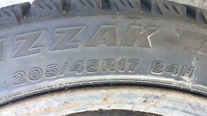 17 inch winters tires