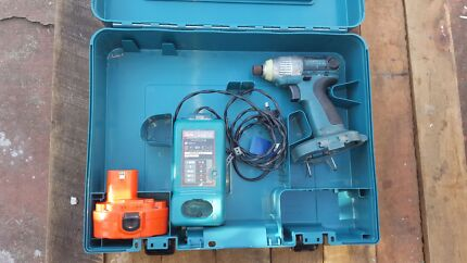 Makita Impact driver Sydenham Marrickville Area Preview