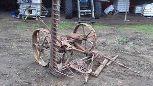 Horse drawn hay mower Colac-Otway Area Preview