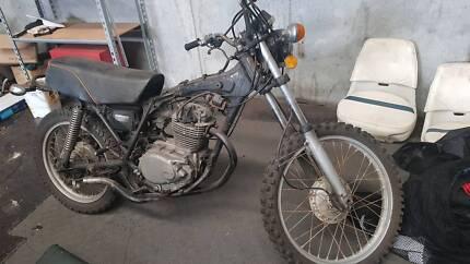 Honda xl250 1973