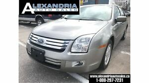 2009 Ford Fusion SEL/leather/sunroof/safety included