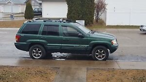 1999 Jeep Grand Cherokee Limited Edition
