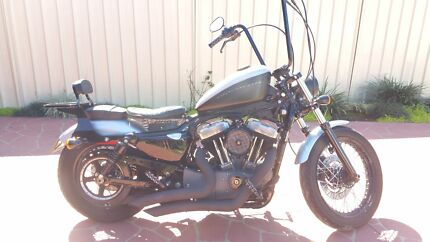 Harley Davidson XL1200N Sportster Nightster. ITS A STEAL!!!! Oakhurst Blacktown Area Preview