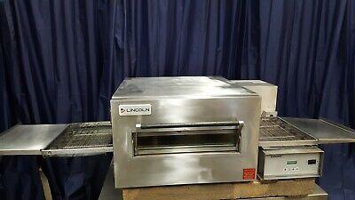 Lincoln Impinger Conveyor Pizza Oven Model 1132